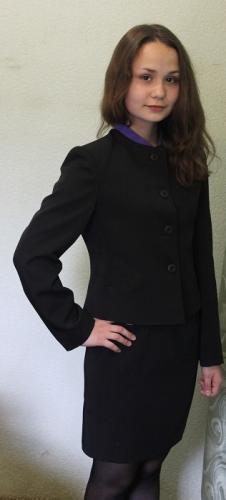 костюм черный 2
